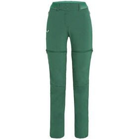 SALEWA Pedroc Durastretch 2/1 Broek Dames, myrtle